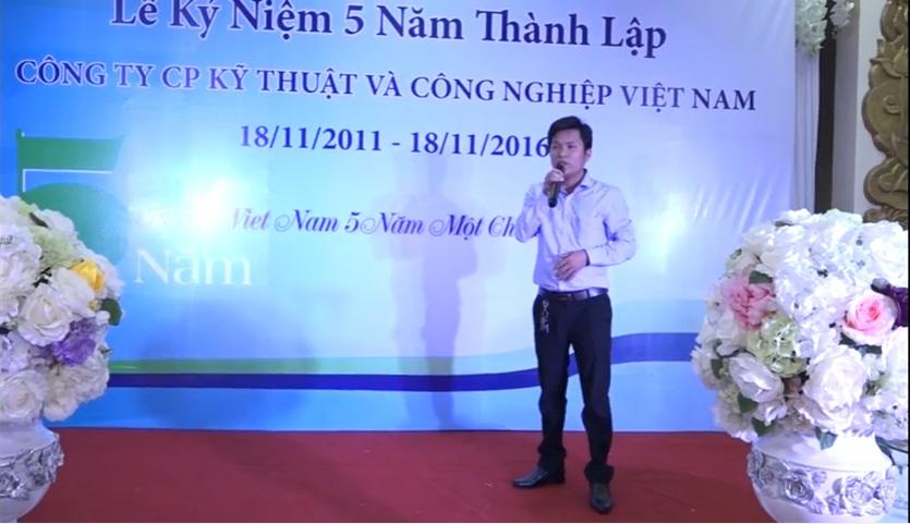 Lễ kỷ niệm Intech Việt Nam